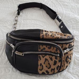 Alexander Wang Attica leather waist bag